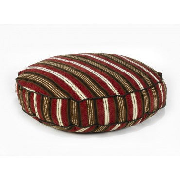 Super Soft Round - Multi-Stripe Microvelvet
