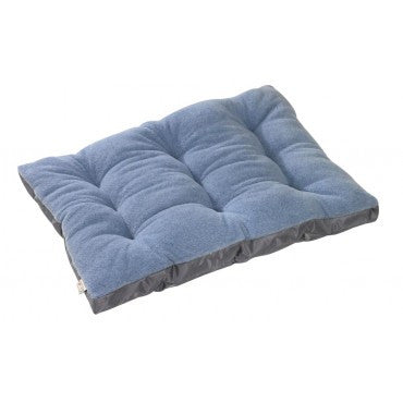 Eco Futon - Sky Blue  Fleece