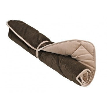 Bowsers Quilted Mat - Walnut Microvelvet (Khaki Bottom)