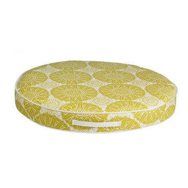 Circular Patio Cushion Veranda Outdoor Fabric