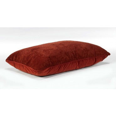 Designer Rectangle - Cherry Bones Microvelvet