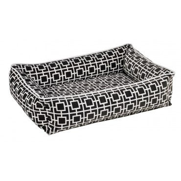 Urban Lounger - Courtyard Grey Microvelvet