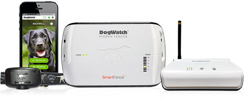 DogWatch Smart Fence System Outdoor Self-Install Kit