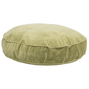 Super Soft Round - Green Apple Bones Microvelvet