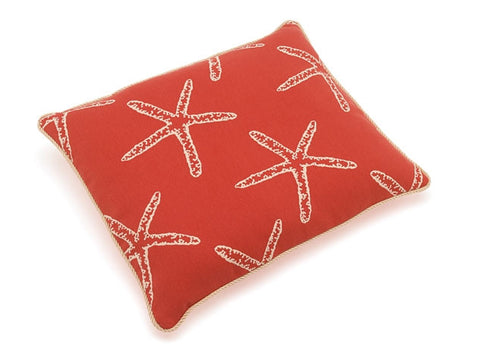 Indoor Futon - Coral Starfish