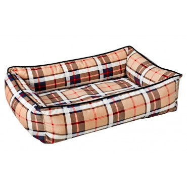 Urban Lounger - Kensington Plaid Microvelvet