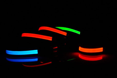 LED Light Flashing Collar