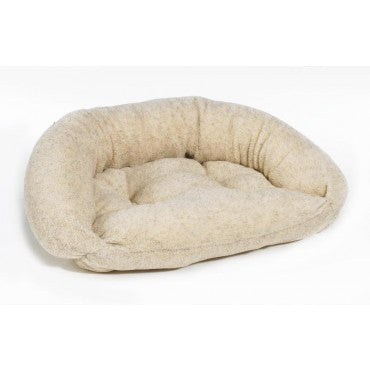 Reversible Lounger Oatmeal Berber (with oatmeal)