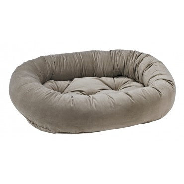 Donut Bed Pebble Eurovelvet