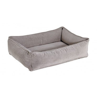 Urban Lounger - Silver Treats  Microvelvet