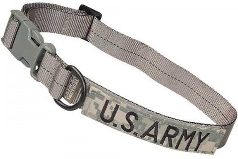 Tactical Adjustable Collar - U.S. Army