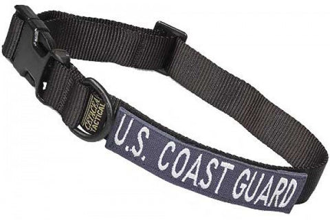 Tactical Adjustable Collar - U.S. Coast Guard