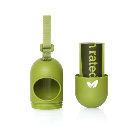 Earth Rated<sup>®</sup> Dog Waste Bag - Leash Dispenser