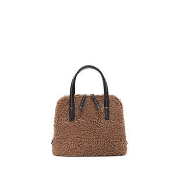 Grace mini Fur Camel