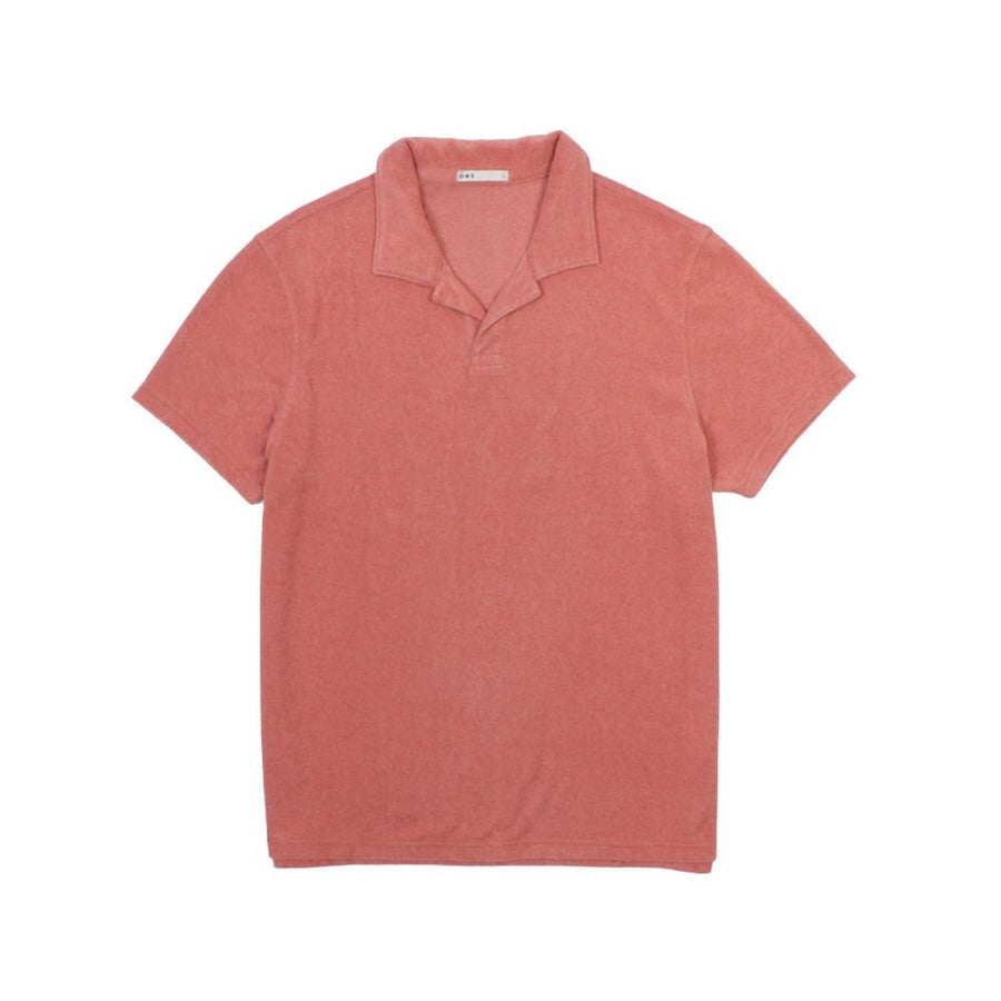 O.N.S Reverse Terry Polo Orange