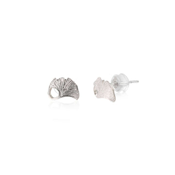 Autumn Reverie Silver Earrings