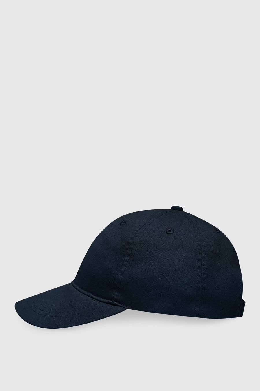 Wood Wood Low Profile Cap Navy OS