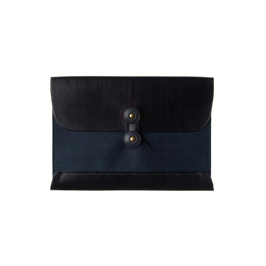 Postcard Wallet Navy Blue