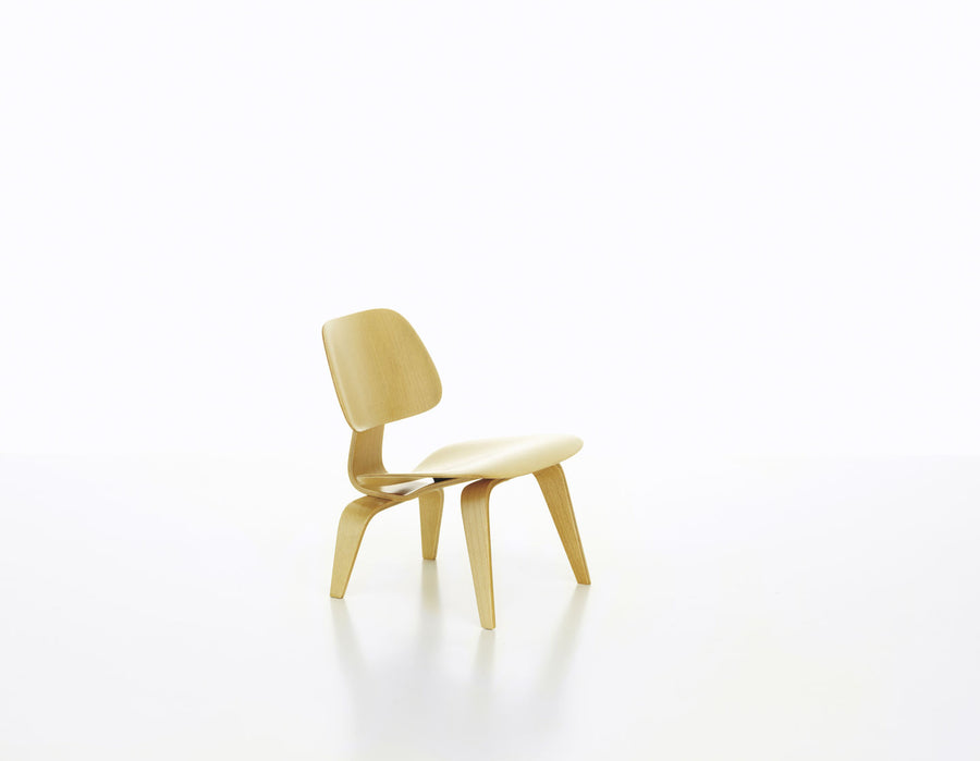 Lcw, Eames, 1945 Natural, Miniature 113 X 92 X 101mm