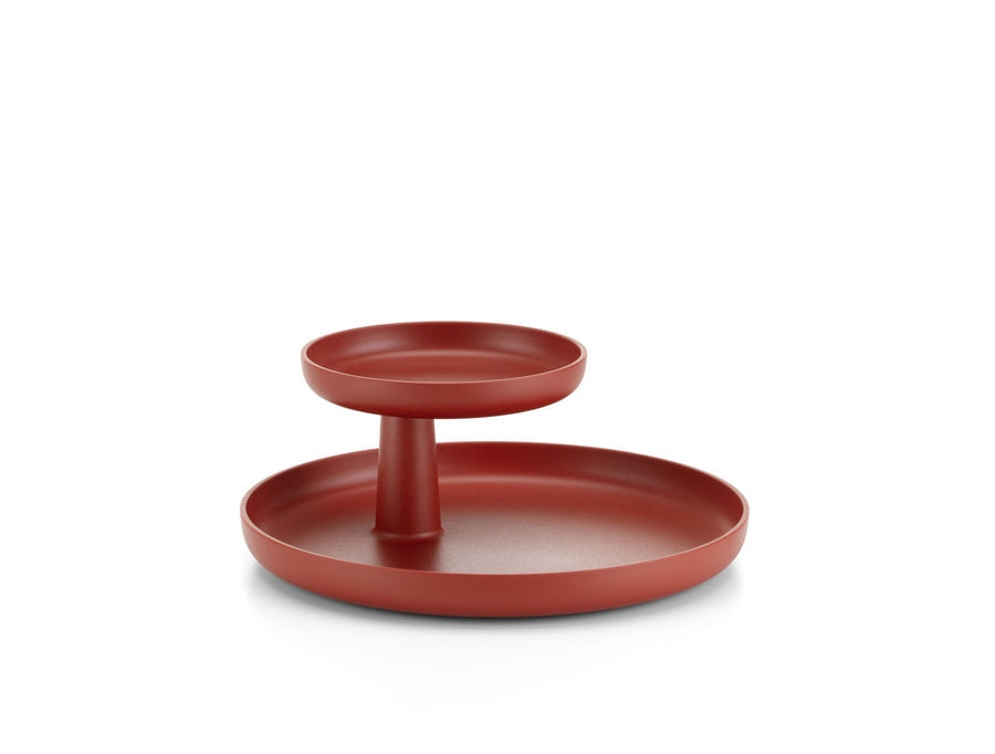 Rotar Tray, Poppy Red
