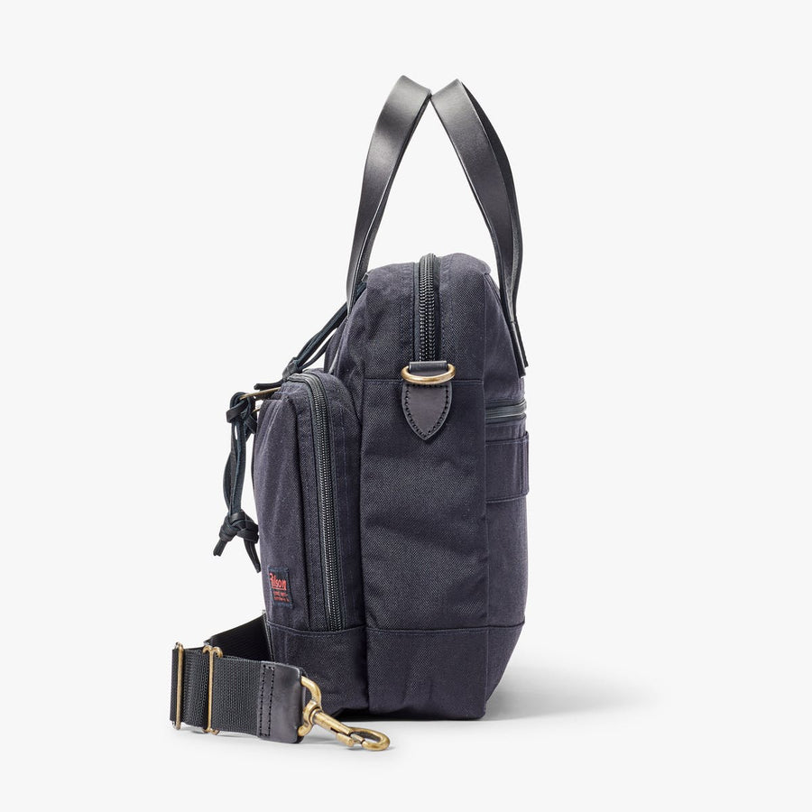 Dryden Briefcase Dark Navy OS