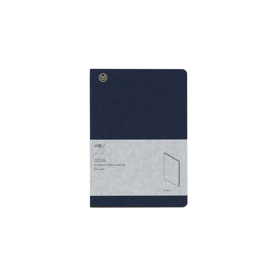 A5 Softcover Navy