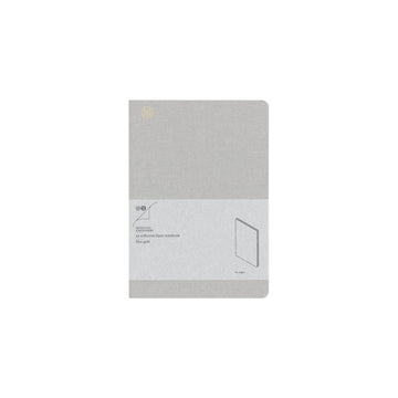 A5 Softcover Light Grey