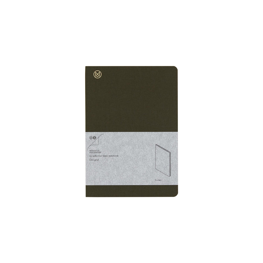A5 Softcover Olive