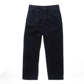 Pleated Trousers Dark (Men)