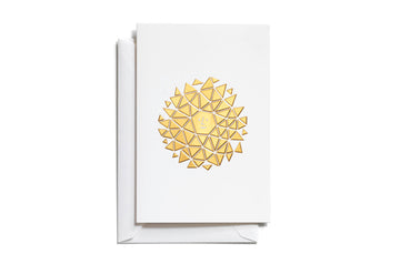 Greeting Card (Medium Sun)