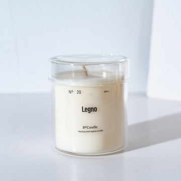 Scented Candle Legno 200ml