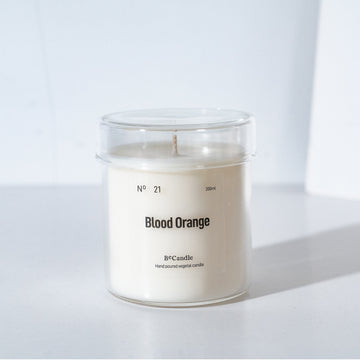 Scented Candle Blood Orange 200ml