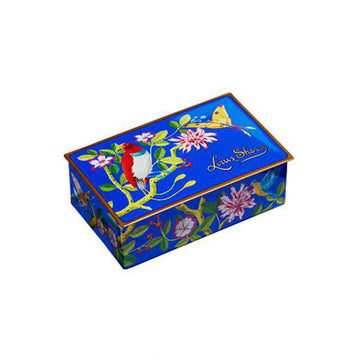 2 piece Designer Chocolate Tins (Bird & Butterfly)