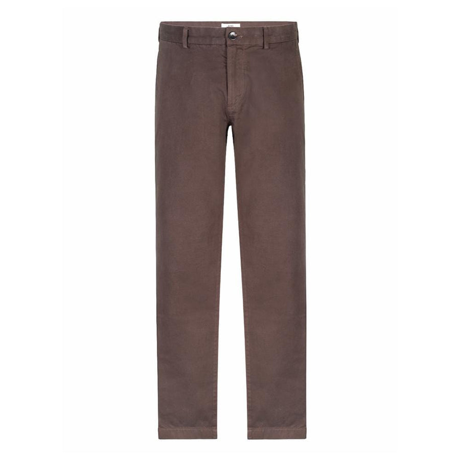 AW20 Pants Rider Chino Dark Brown