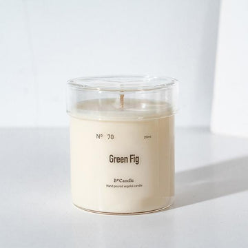 Saikung Scented Candle Green Fig 200ml