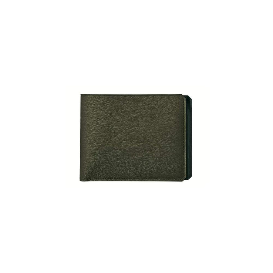 Glider Card Billfold Moss Green