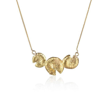 A Frog's Charm Gold Necklace
