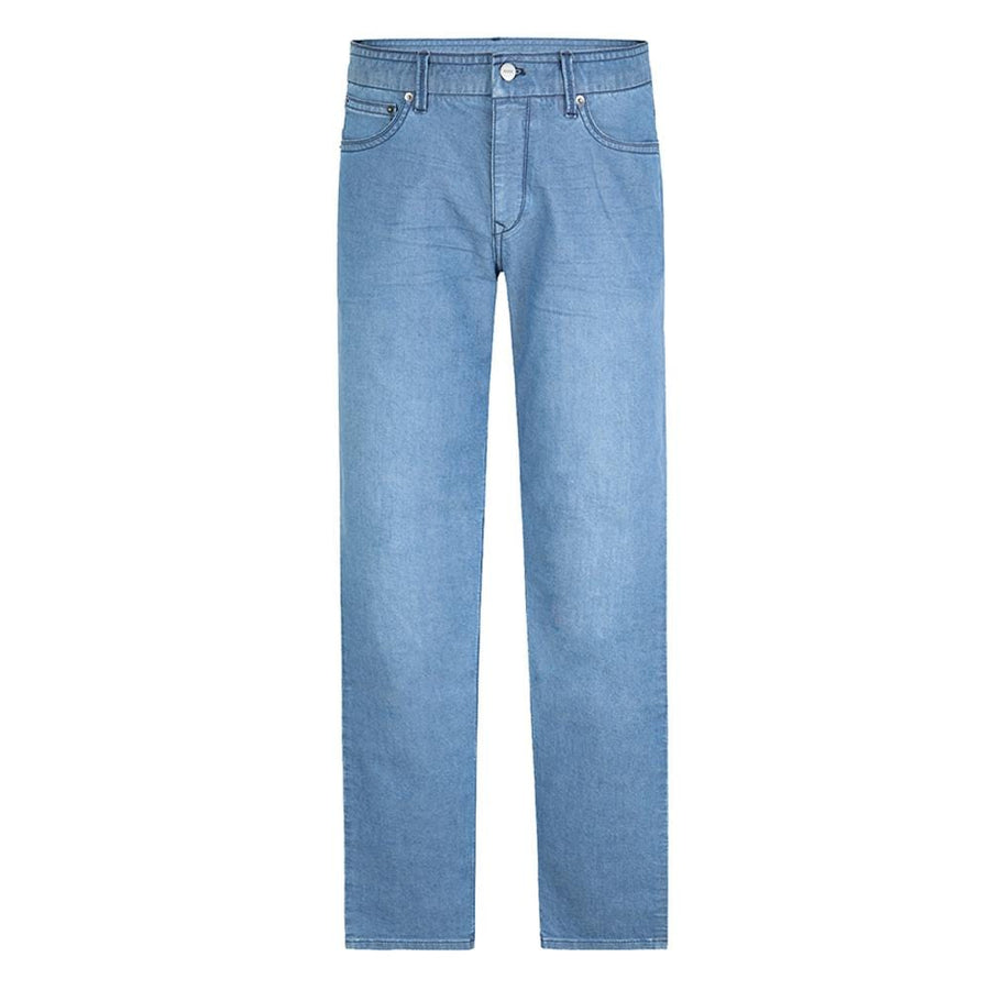 AW20 Pants Houston Denim Rider Fit Lt Indigo