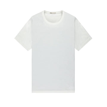 SS Tee Village Crew Neck White