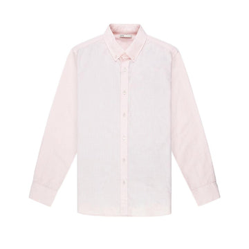 LS Shirt Fulton Oxford Salmon