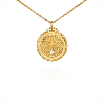 Aadi Necklace Gold
