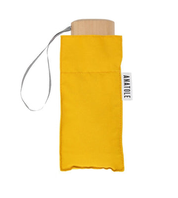 Folding Umbrella - Martin (Mustard Yellow)