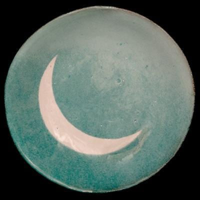 John Crecent Moon Saucer