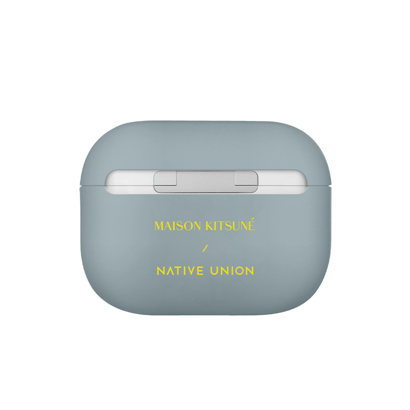 Native Union x Maison Kitsune Airpods Pro Case Blue