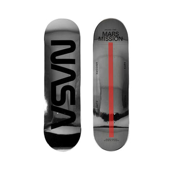 Nasa Mars Mission The Mars Edge Skateboard