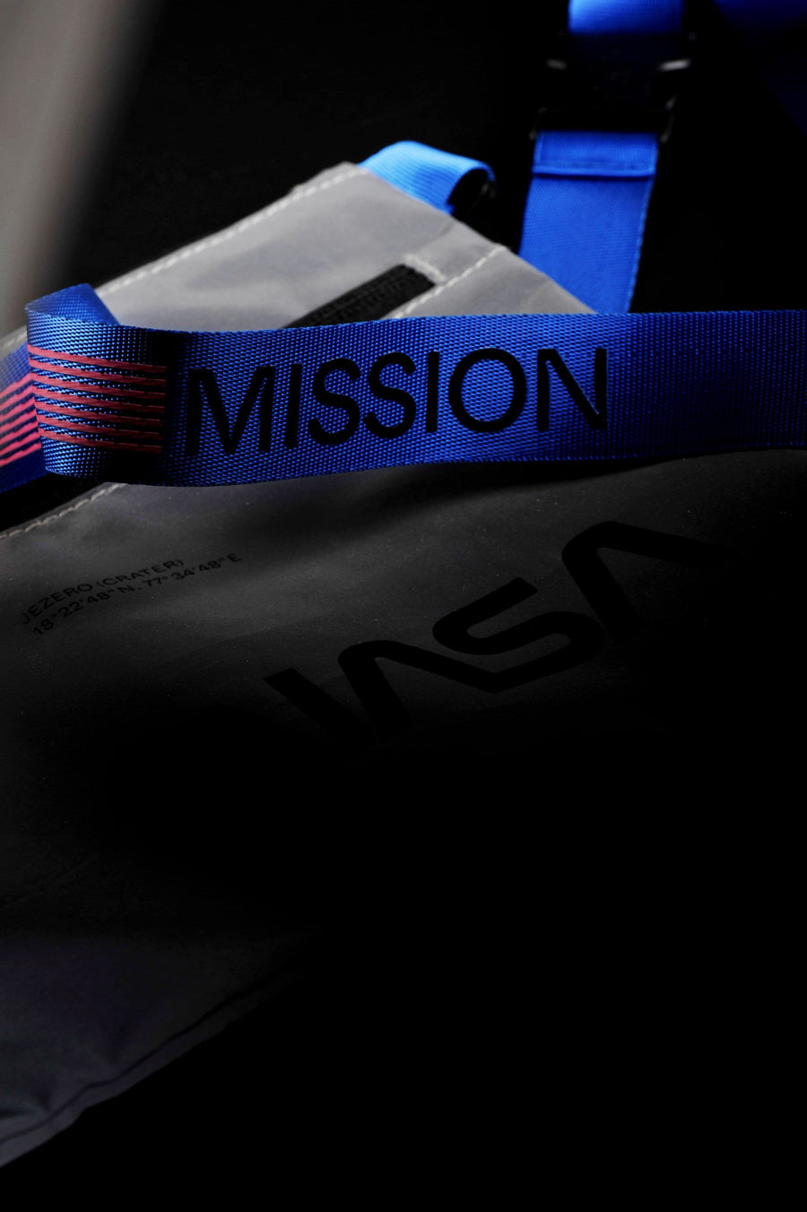 Nasa Mars Mission The Mars Messenger Bag