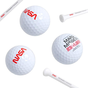 Nasa Mars Mission The Mars Swing Golf Set