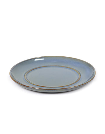 Plate For Cup D8 / D13,5 H1,2 Smokey Blue