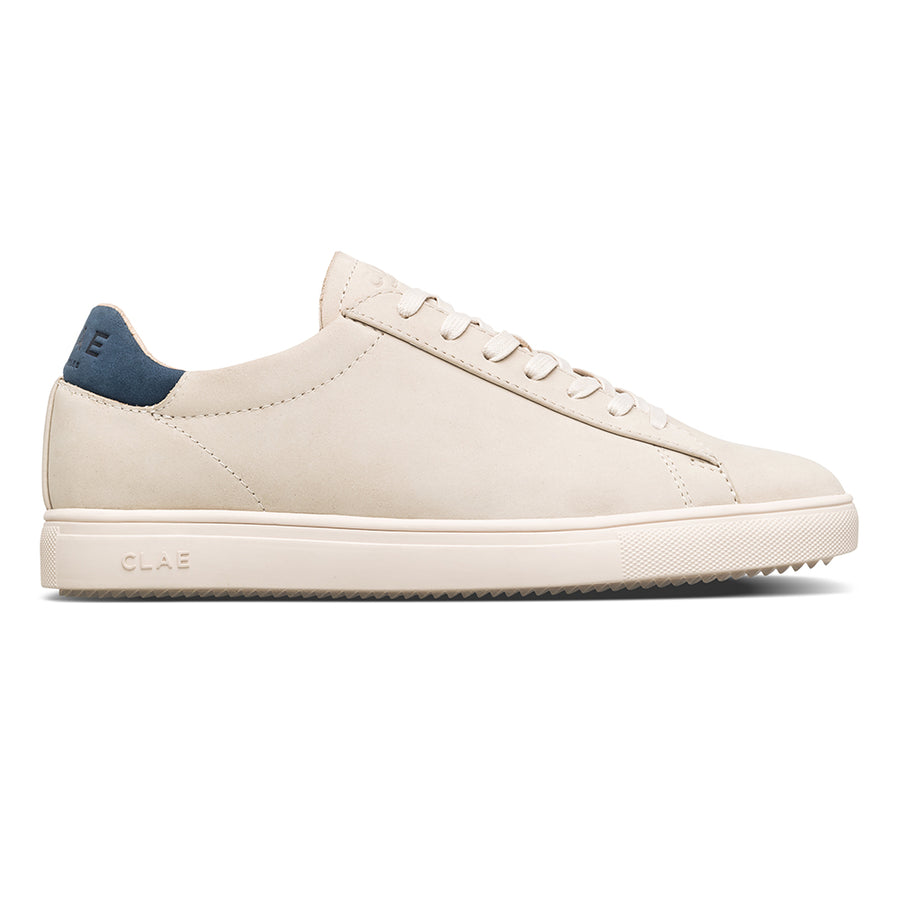 Bradley Smoke Nubuck Ensign Blue