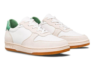 Malone White Leather Smoke Comfrey
